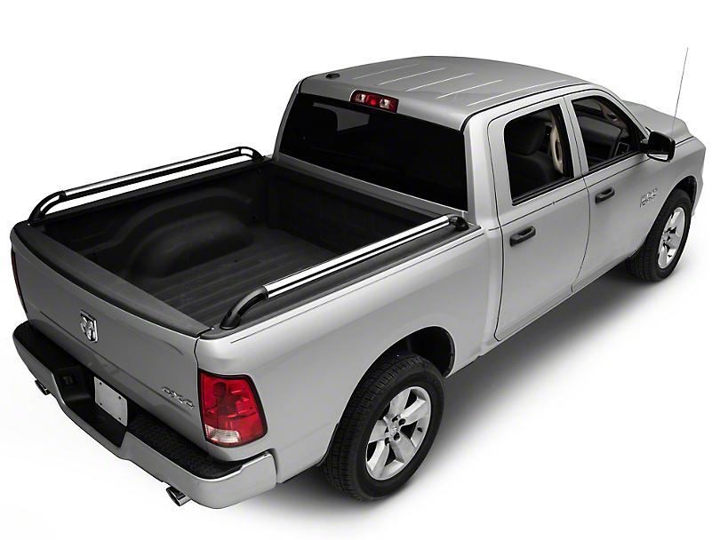 Putco Nylon Boss Locker Side Bed Rails (09-18 RAM 1500 w/o Ram Box)