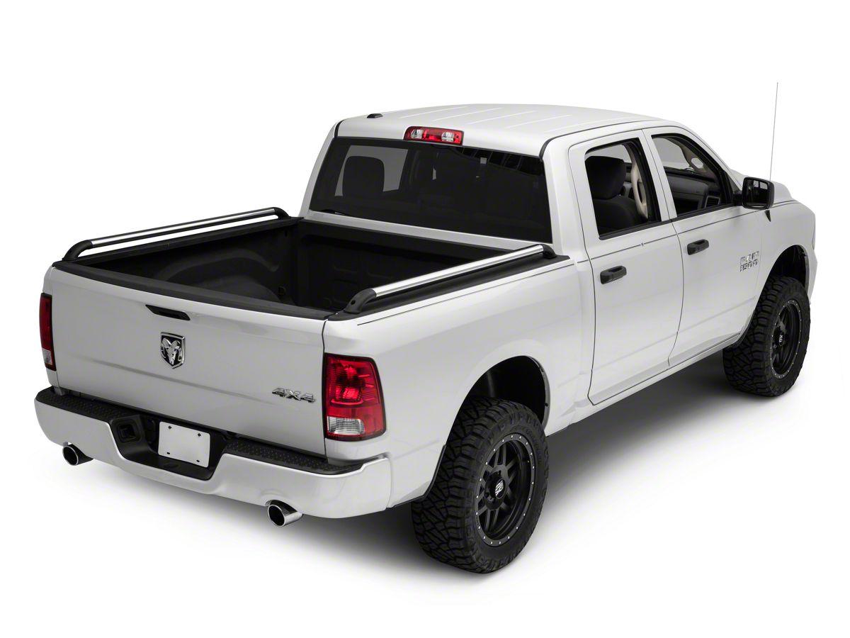 Truck Side Rails >> Nylon Oval Locker Side Bed Rails 09 18 Ram 1500 W O Ram Box