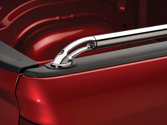 Putco Pop Up Locker Side Bed Rails (09-18 RAM 1500 w/o Ram Box)