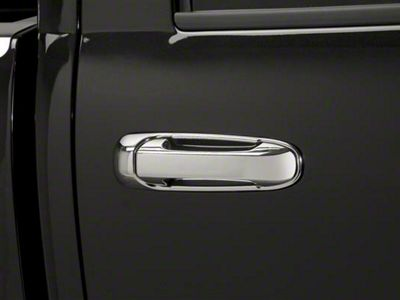 Putco Ram Chrome Door Handle Covers Center Section Only