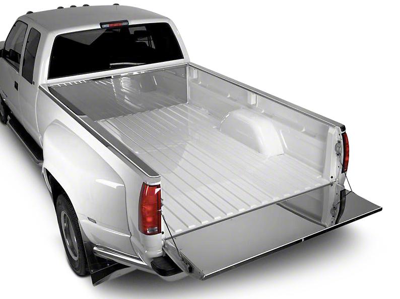 Putco Stainless Steel Front Bed Protector (09-18 RAM 1500 Quad Cab, Crew Cab)
