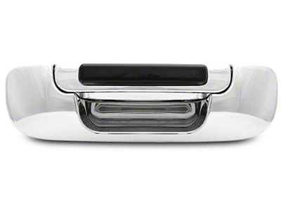 Axial Chrome Tailgate Handle w/ Red LED & Smoked Lens (02-08 RAM 1500)