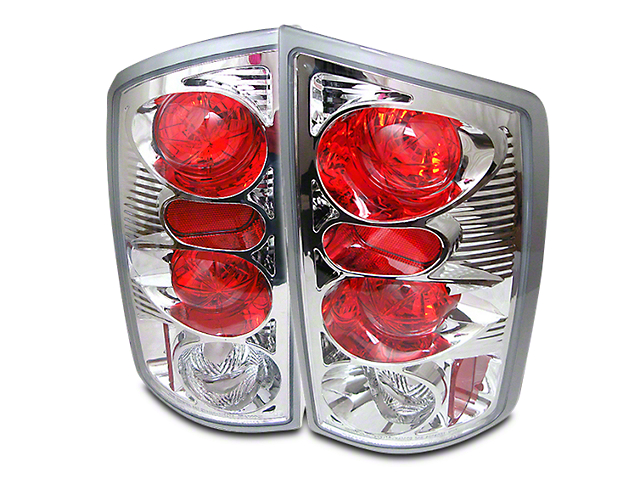 Axial Chrome Euro Style Tail Lights (02-06 RAM 1500)