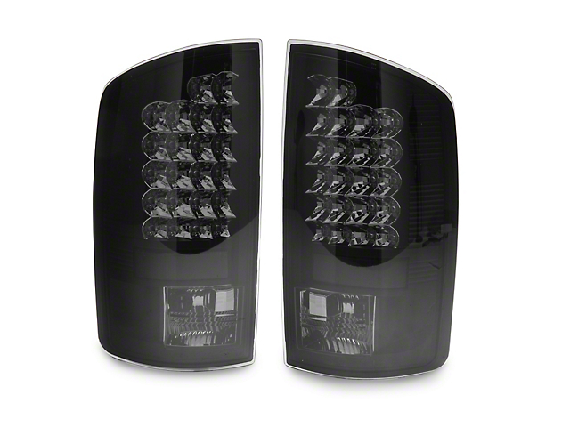 Axial Black Smoked LED Tail Lights (02-06 RAM 1500)