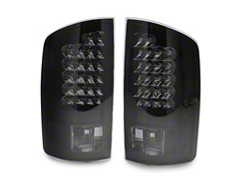 Axial Black Smoked Led Tail Lights 02 06 Ram 1500 250 00