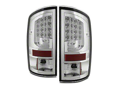 Axial Gen 2 Chrome LED Tail Lights (02-06 RAM 1500)