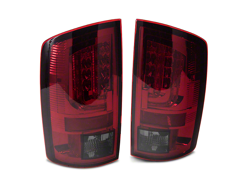 Axial Gen 2 Red Smoked LED Tail Lights (02-06 RAM 1500)