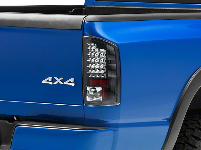 Axial Black LED Tail Lights (07-08 RAM 1500)