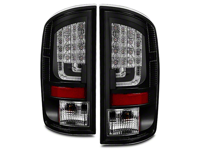 Axial Gen 2 Black LED Tail Lights (07-08 RAM 1500)