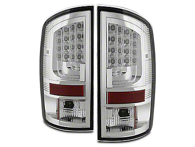 Axial Gen 2 Chrome LED Tail Lights (07-08 RAM 1500)