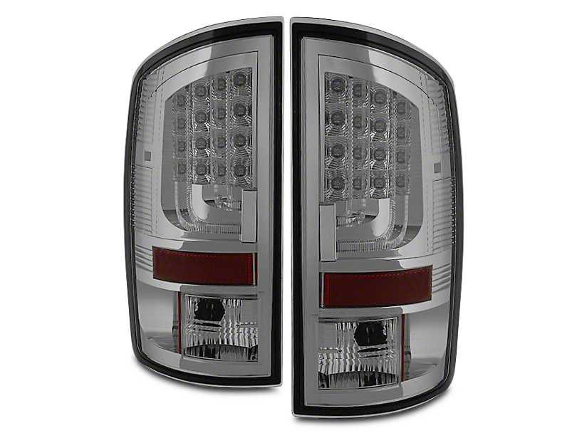 Axial Gen 2 Smoked Chrome LED Tail Lights (07-08 RAM 1500)