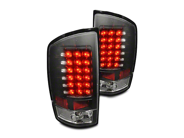 Axial Black LED Altezza Tail Lights (02-06 RAM 1500)