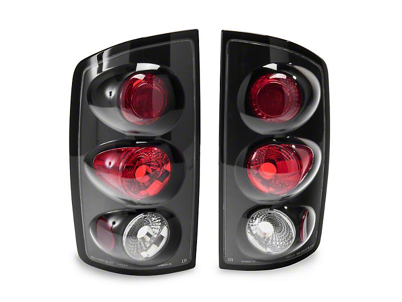 Axial Black Euro Style Alteeza Tail Lights (02-06 RAM 1500)