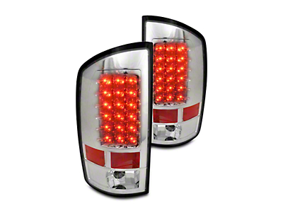 Axial Chrome LED Altezza Tail Lights (02-06 RAM 1500)