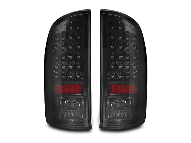 Recon LED Tail Lights - Smoked Lens (02-06 RAM 1500)