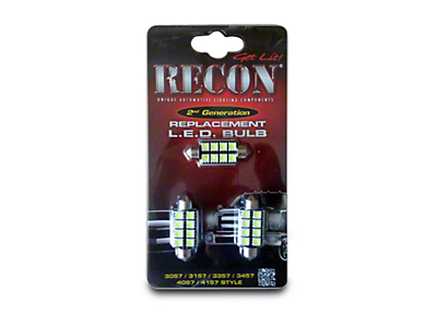 Recon LED Dome Light Kit (09-18 RAM 1500)
