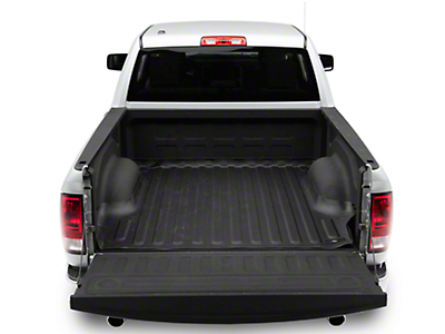 Weathertech TechLiner Bed Liner - Black (09-18 RAM 1500 w/ 5.7 ft. & 6.4 ft. Box & w/o Ram Box)