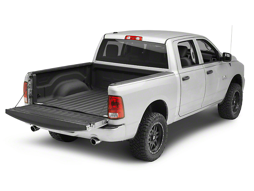 Weathertech UnderLiner Bed Liner - Black (09-18 RAM 1500 w/ 5.7 ft. & 6.4 ft. Box & w/o Ram Box)