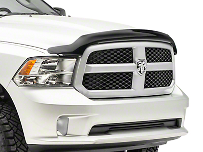 Weathertech Stone & Bug Deflector - Dark Smoke (09-18 RAM 1500)