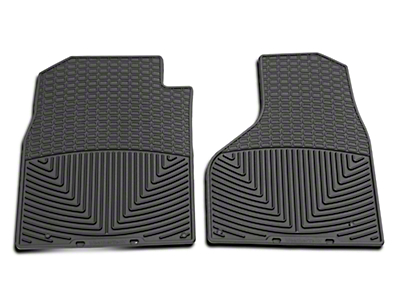 Weathertech All Weather Front Floor Mats - Black (02-18 RAM 1500)