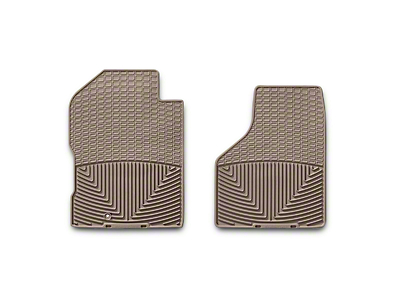 Weathertech All Weather Front Floor Mats - Tan (02-18 RAM 1500)