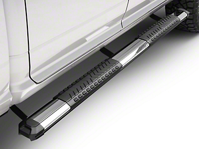 Steel Craft STX400 Aluminum Step Boards - Stainless Steel (09-18 RAM 1500 Quad Cab, Crew Cab)