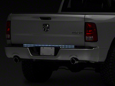 Vision X 48 in. Truck Bed LED Strip - White
