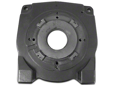Rugged Ridge 8,500 lb. or 10,500 lb. Winch Replacement Motor Base