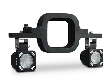 Vision X Backup Light Receiver w/ LED Lights