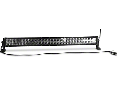 Engo 30 in. Amber & White Multifunction LED Light Bar - Flood/Spot Combo