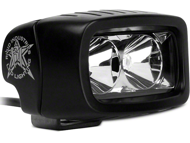 Rigid Industries 3 in. SR-M LED Light - Spot Beam