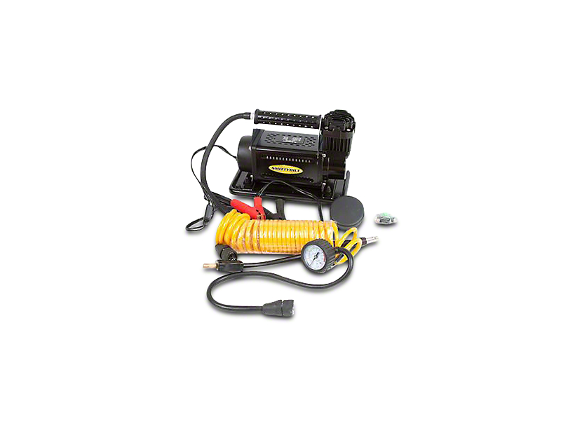 Smittybilt High Performance Air Compressor - 2.54 CFM/ 72 LPM