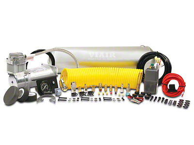 Viair Heavy Duty Onboard Air System (02-19 RAM 1500)