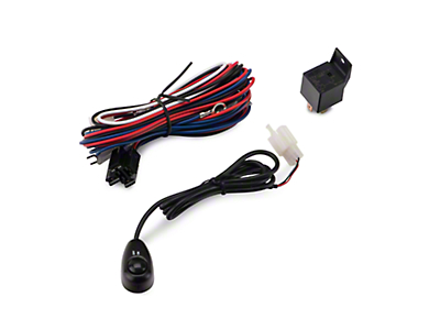 Rugged Ridge Wiring Harness for Two Off-Road Fog Lights (02-19 RAM 1500)