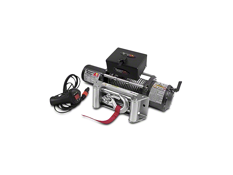 Rugged Ridge Heavy Duty 8,500 lb. Winch