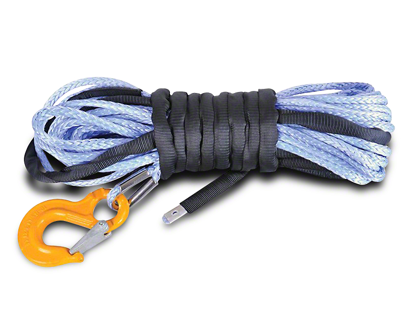 Mean Mother 3/8 in. x 132 ft. Synthetic Rope w/ Hook