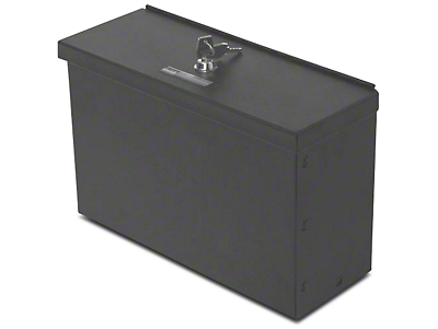 Tuffy Compact Security Lockbox (02-19 RAM 1500)