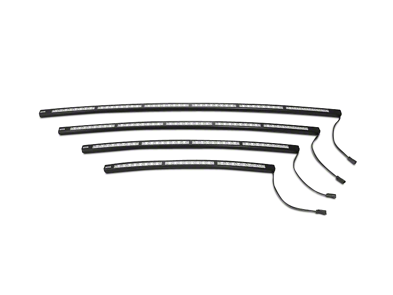 Putco 30 in. Luminix EDGE High Power Curved LED Light Bar