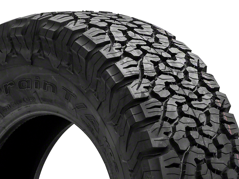 BF Goodrich All-Terrain T/A KO2 Tire (Available From 29 in. to 35 in. Diameters)