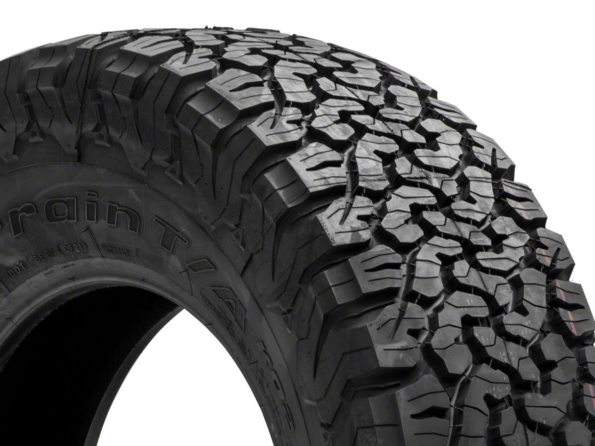Bf Goodrich All Terrain Ko2 >> Bf Goodrich All Terrain T A Ko2 Tire Available From 29 In To 35 In Diameters