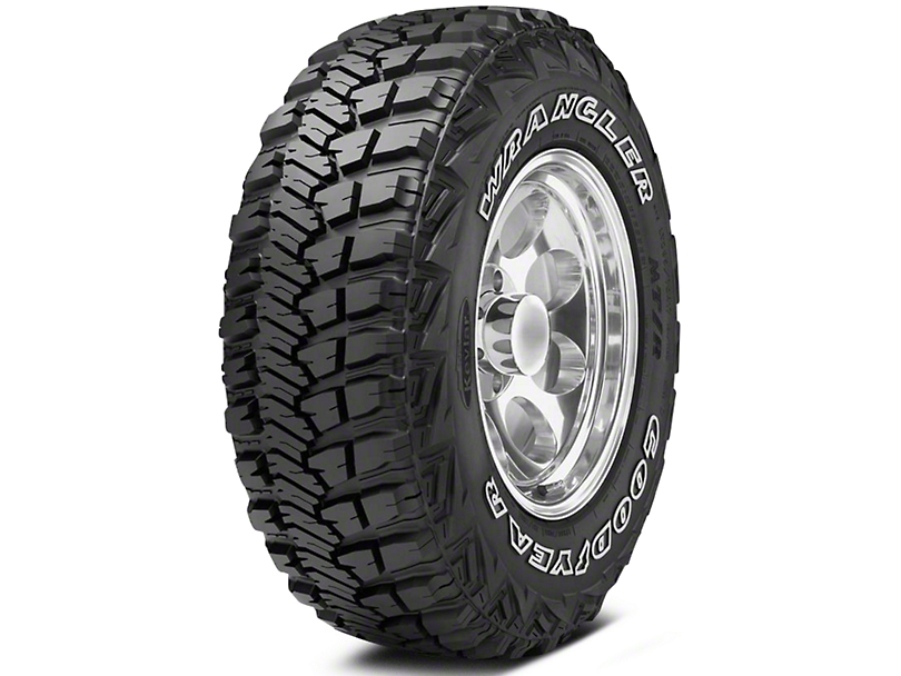 Goodyear Wrangler MT/R Tire (Available From 30 in. to 35 in. Diameters)