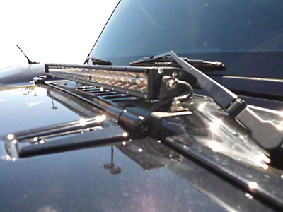 DV8 Off-Road 30 in. SL8 Slim Series LED Light Bar - Spot Beam