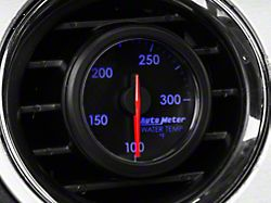 Auto Meter AirDrive Water Temperature Gauge (Universal; Some Adaptation May Be Required)