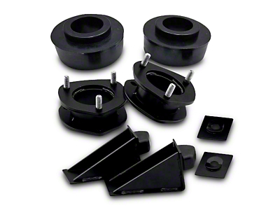 ReadyLIFT 2.5 in. Front / 1.5 in. Rear SST Lift Kit (09-12 4WD RAM 1500 w/o Air Ride Suspension)