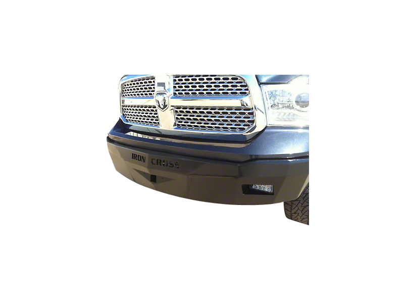 Iron Cross RS Front Bumper (13-18 RAM 1500, Excluding Express, Rebel & Sport)