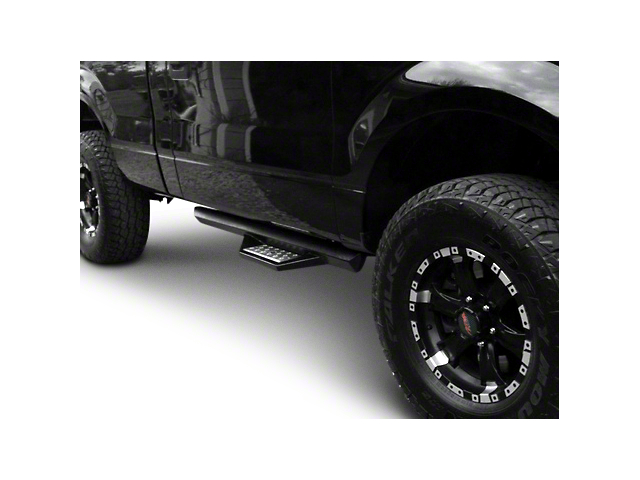 Iron Cross HD Side Step Bars (02-08 RAM 1500 Regular Cab, Quad Cab)