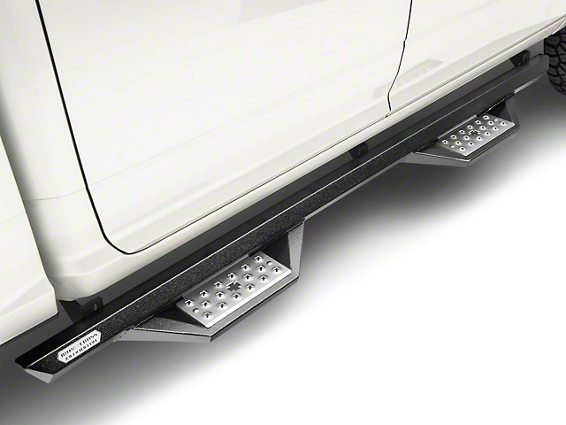 Iron Cross HD Side Step Bars (09-18 RAM 1500 Quad Cab, Crew Cab)