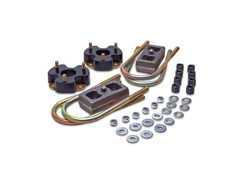 Daystar 2 in. Suspension Lift Kit (05-08 4WD RAM 1500, Excluding Mega Cab)