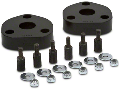 Daystar 2.5 in. Front Leveling Kit (09-18 4WD RAM 1500)