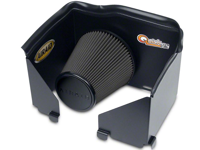Airaid QuickFit Air Dam w/ Black SynthaMax Dry Filter (02-03 5.9L RAM 1500)